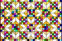 Leader/Ender Quilt Possibilities