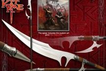 Kit Rae / Kit Rae Swords, Daggers and Knives