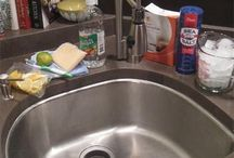 For the Home - Cleaning Tips / Cleaning Tips for the home