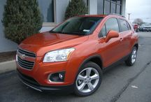 2015 Chevy TRAX / by Apple Chevrolet