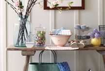 Spring - Country Living Spring Fair 2015 / Spring is in the air! love the colours and light of spring