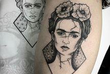 tatuaje Frida