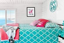Coastal Decor - Bedrooms / This board contains ideas for Coastal Decor in the bedroom.