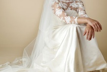 Satin wedding gowns / Satin is back on trend for 2016/17