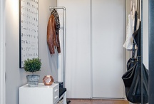 Hallway ideas for tiny apartment