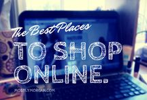 Online Shopping + / Online Shopping Insights + Stores