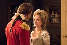 Turn's John Andre and Peggy Shippen