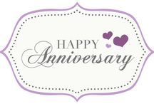 Happy Anniversary / by Alberta Bogan