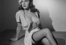 Vintage Erotica & Pin Up / Playful, innocent, beautiful