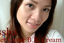 Review & Swatch: Missha Perfect Cover BB Cream No 23 / by Helen Nguyen