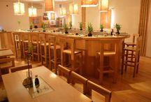 MAGURO SUSHI BAR wnętrza restauracji w Kaliszu / Są miejsca, które warto odwiedzić w Kaliszu jednym z nich jest MAGURO SUSHI BAR -serwujemy oryginalne japońskie sushi!