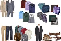 Wardrobe basics for men I