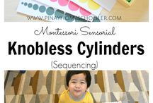 Sensoriale Montessori