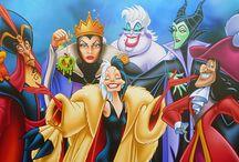 Disney villeins