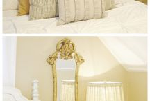 Master Bedroom Inspiration / It's more than just a place to sleep, make it amazing and worthy of your dreams!
