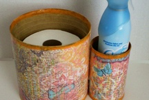 Tin Can Upcycling / All kinds of ways to upcycle tin cans.