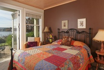 Lookout Point Guest Rooms / The spacious, luxurious rooms at our Inn offer guests a variety of relaxing experiences. Each room has a different decorating focus, giving the Inn personality. / by Lookout Point Lakeside Inn