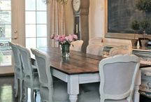 Dining Room Design Ideas / Ideas and inspirations for your next dining room remodel! Find all the interior design ideas and tips you're looking for on our Dining Room Design Ideas board!  / by Smith Brothers