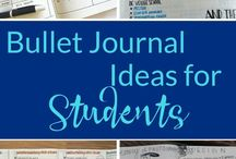 Bullet Journal and Planner Ideas