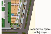 Commercial Spaces In Raj Nagar Extension, Ghaziabad