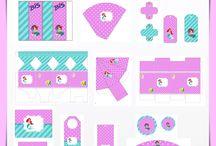 Kit Digital - Festa Personalizada
