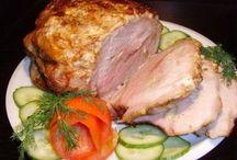 Кулинария. Мясные блюда