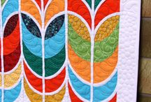 Quilting with Curves / by Honey, Bunny, and Doll Quilt Designs