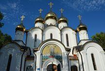 Yaroslavl, Kostroma and Rostov