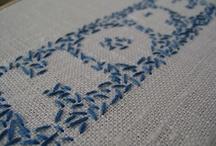type stitchery!... en todo el arte me encanta esa sensación de protagonismo del vacío, de lo inexistente