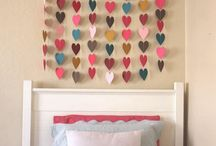 Ideas for the girls rooms :)
