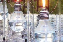 Lights and candles - Valoa pimeyteen