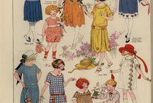Vintage Children's & Babies Clothes