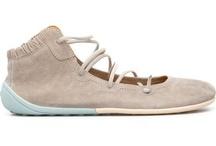 Footwear // Lace Up
