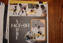 Hockey layouts