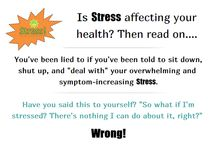 Stress and Chronic Illness