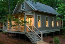 Tiny house on earth