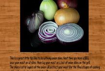 Tips & Tricks / Useful tip & tricks for cooking, health & general wellbeing