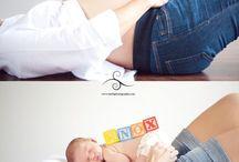 Zwangerschapsfoto's