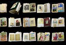 sketchbooks/journal