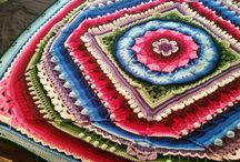 Sophie's universe afghan / by Gillie Rhodes