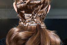 HAIR | pinned hair