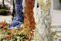 Suknie kwiatowe