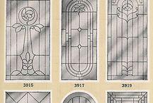 window screen patterns