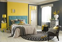 Interior color schemes / by Jeannie C. M.
