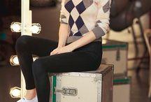Women in Vogue ~ Taylor Swift