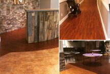 Dalton Carpet One Projects / Photos of completed jobs and before & after pictures to show you our very own work!