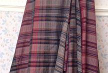 checks skirt (kilt)