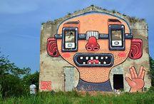 Art on the street ITALY