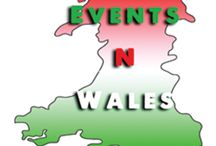New event and Ticket sales site / List your events and also sell your tickets for events around Wales. Sign up and just pay a % fee for each ticket sale.