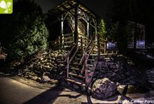 Center Parcs | By night